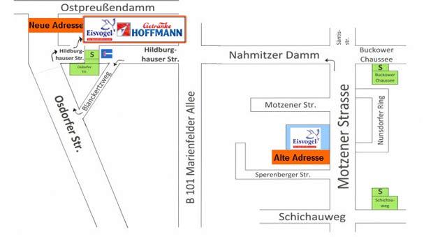Kontakt und Anfahrt | KHSB Berlin